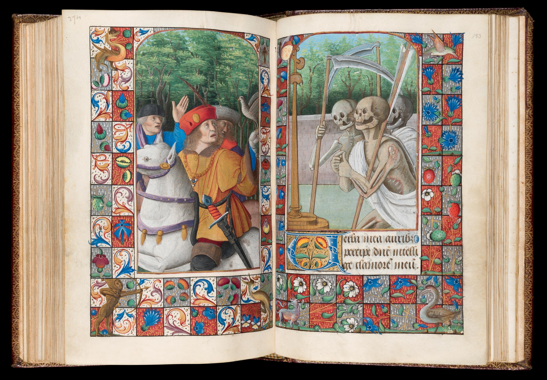 Colour book art - Book