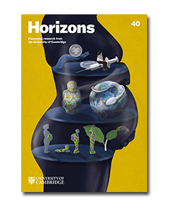 Cover of Horizons edition 40