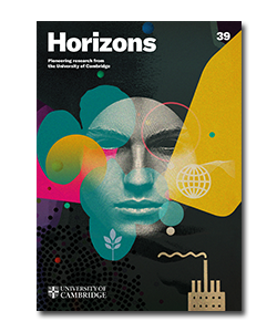 Cover of Horizons edition 39