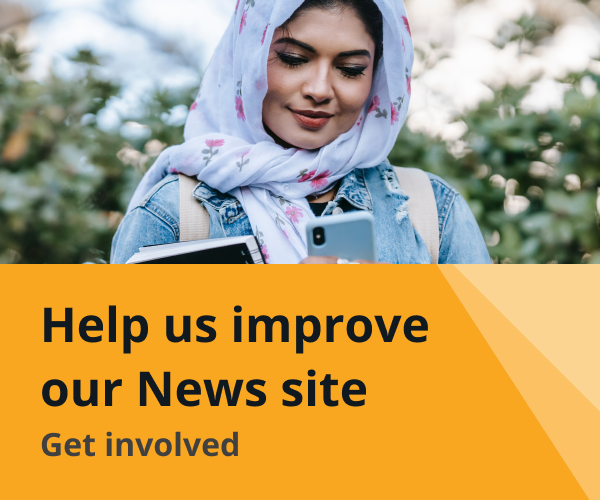 Help us improve our News site. Get involved.