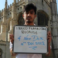 We Need Feminism Because University Of Cambridge