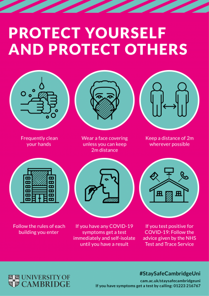 Protect yourself to protect others