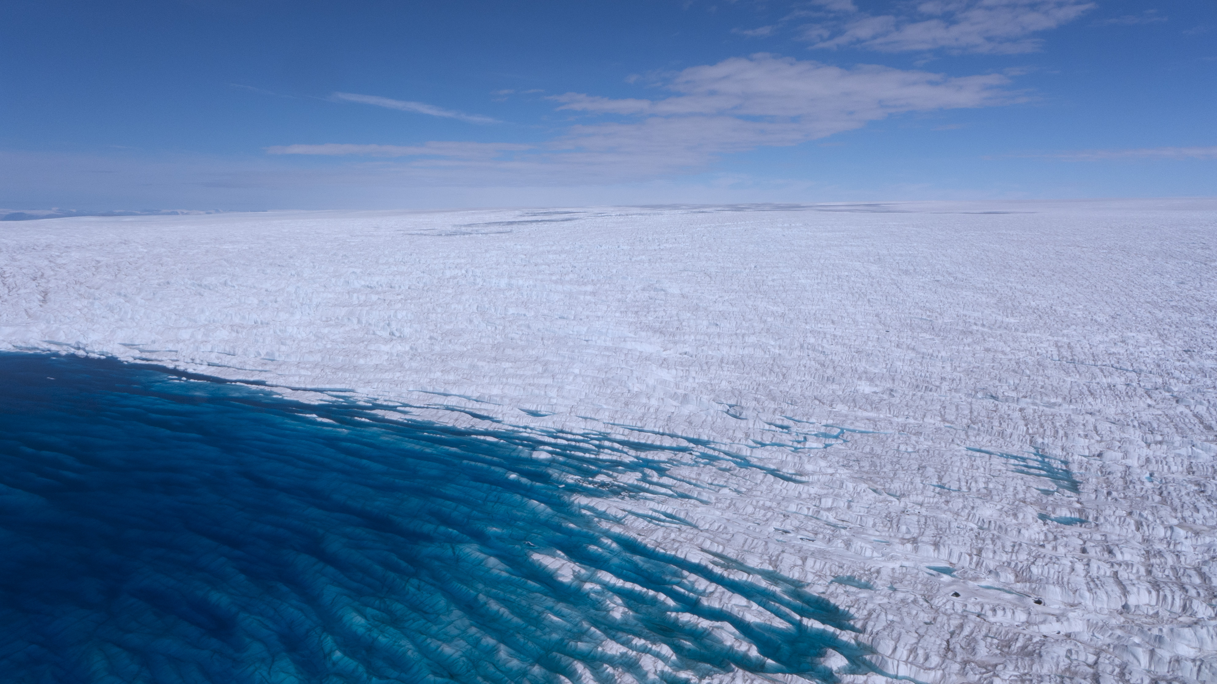 greenland ice sheet more vulnerable to climate change than