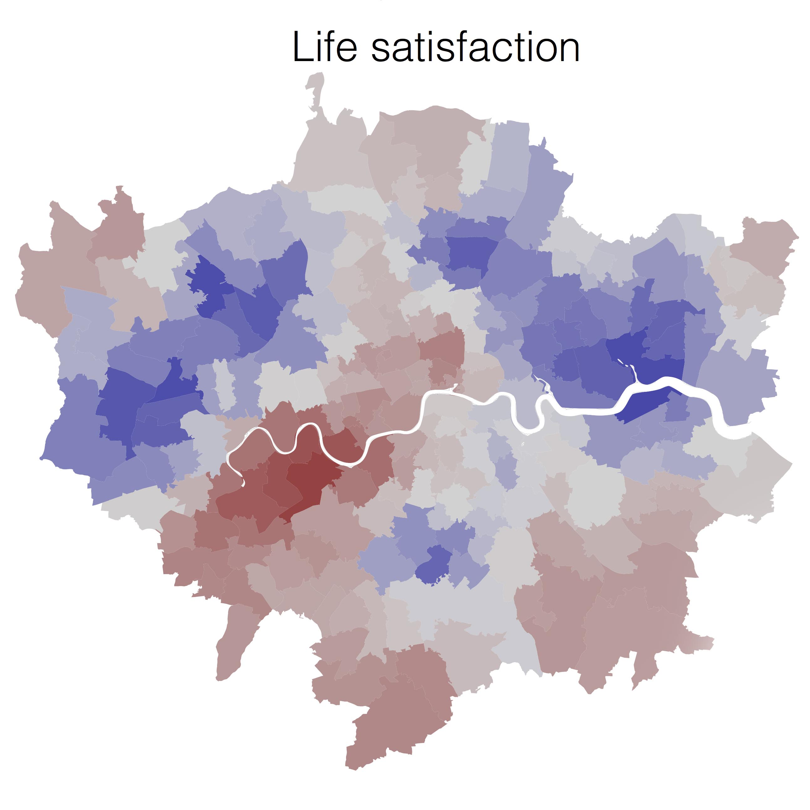 life satisfaction While the factors that bring about contentment or a sense of well-being may be considered subjective, there are certain key elements that have been known to impact life satisfaction.