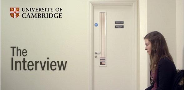 The Student Room Cambridge Interview