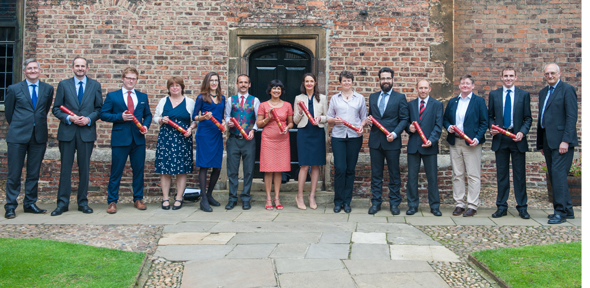 Teaching excellence celebrated across the University - University of Cambridge