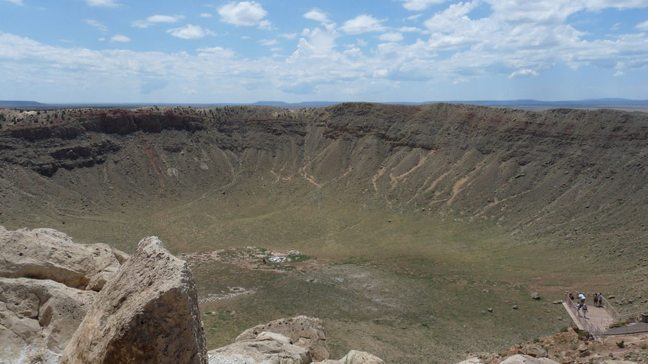 asteroid crater that killed the dinosaurs - photo #4