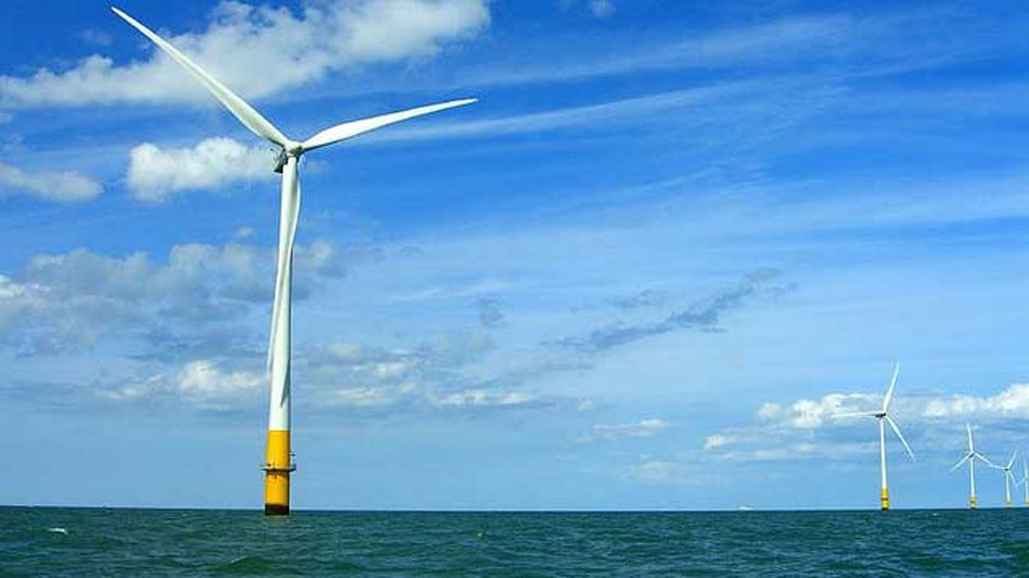 How offshore wind turbines could be more efficient  University of