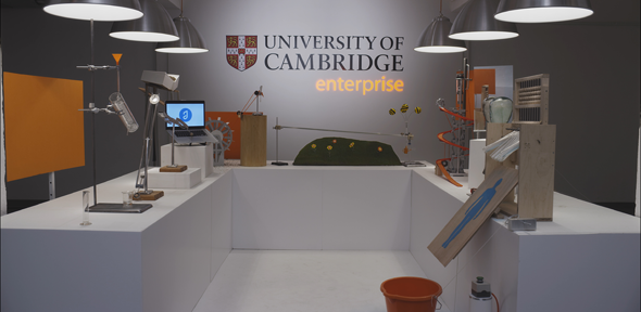 Muchiu Chang PhD dissertation of University of Cambridge