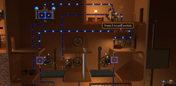 Magnificent New Video Game Teaches Teens About Electricity University Of Cambridge Wiring Digital Resources Operbouhousnl