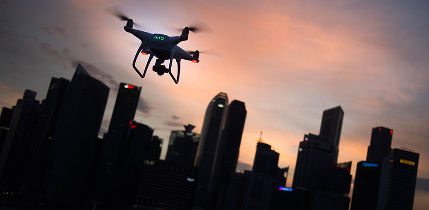 Real-time drone intent monitoring could enable safer use of drones and prevent a repeat of 2018 Gatwick incident