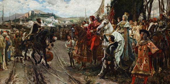 The last Muslim King in Spain | University of Cambridge