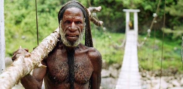 Ancient Lsquo Trace Rsquo In Papuan Genomes Suggests Previously