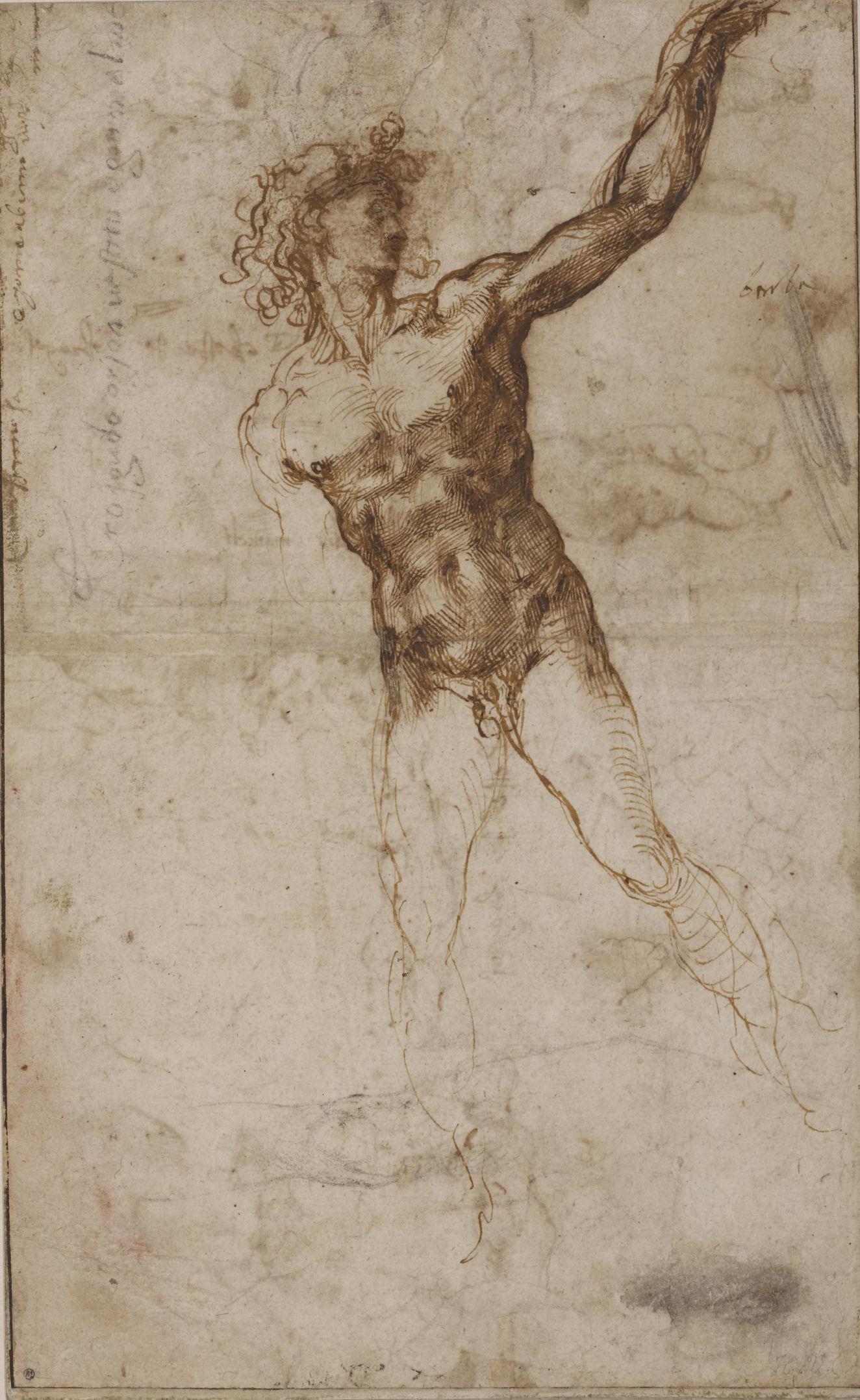 Michelangelo bronzes discovered | University of Cambridge