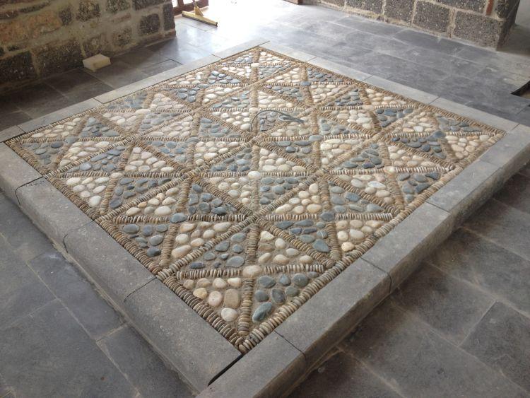 New mosaic in Diyarbakir Museum