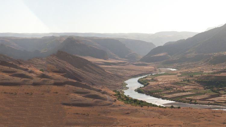 The Upper Tigris