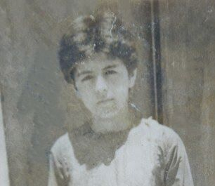 Waheed as a child