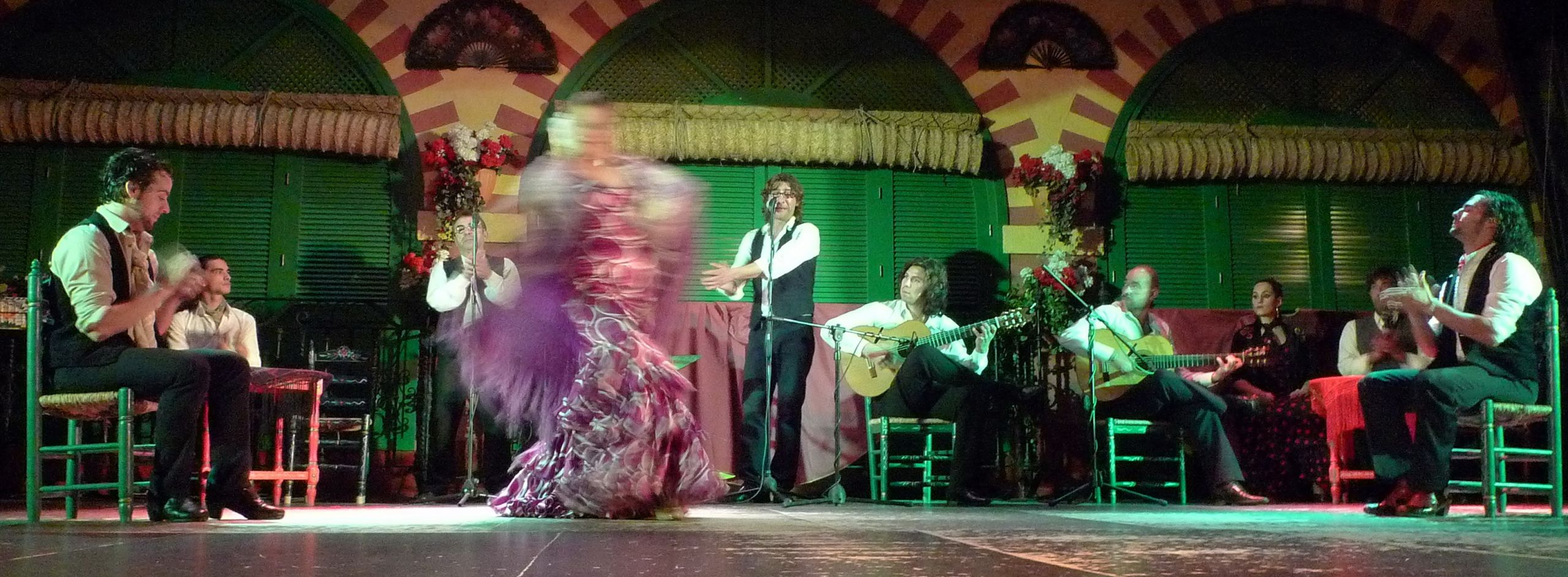 Flamenco in Granada. Courtesy of Veyis Polat under a Creative Commons license.