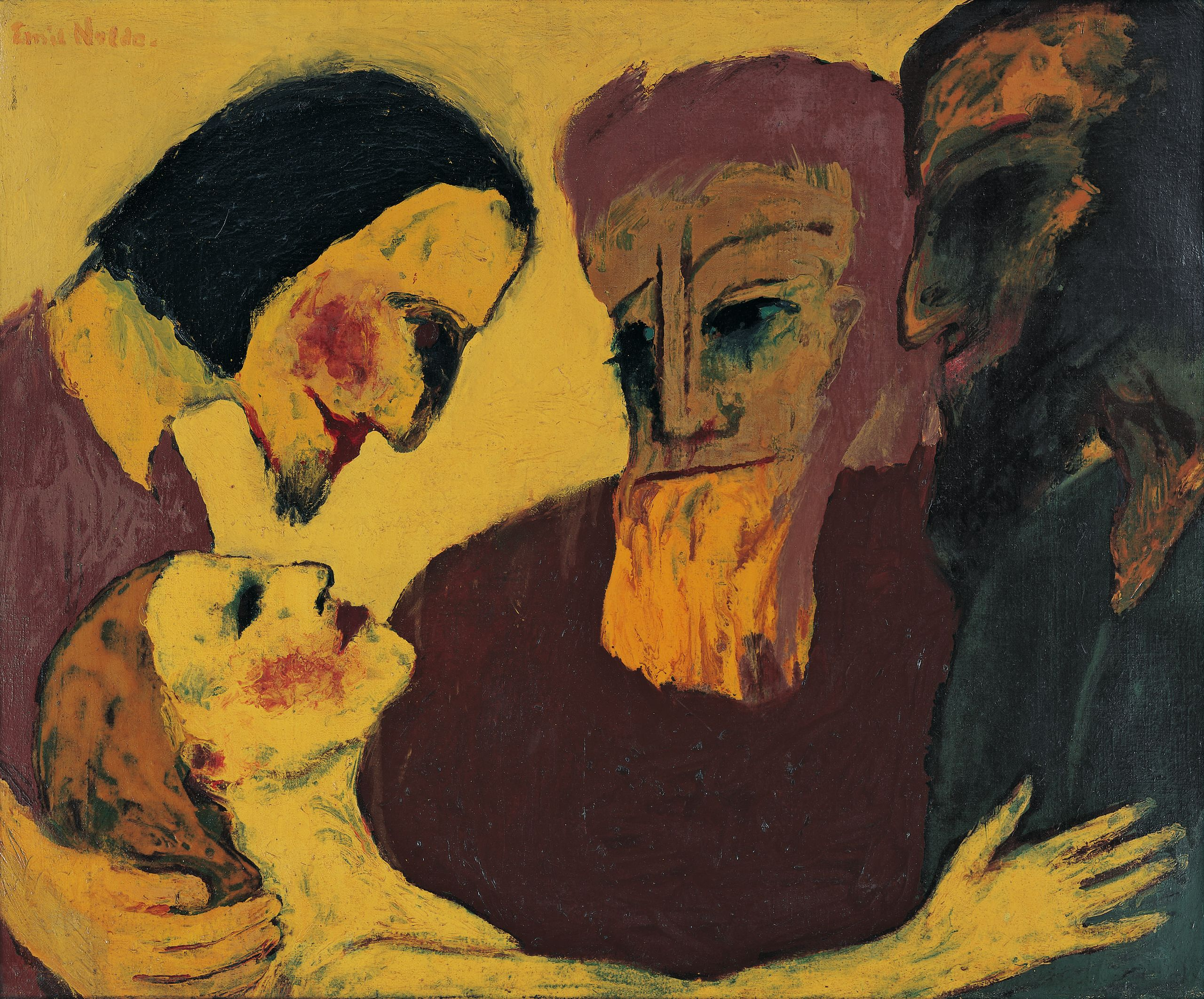 Emil Nolde The Artist During the Third Reich