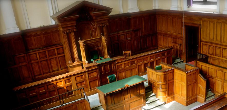 impact case study changing court spaces