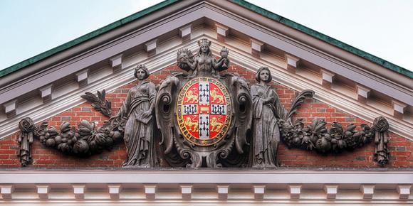 The coat of arms | University of Cambridge