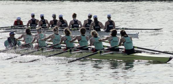 Women's boat race