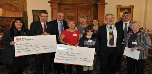 Bridge the Gap prizegiving 2011