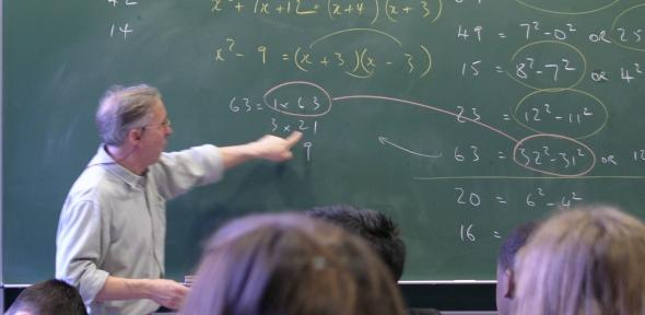 Taking maths outside the classroom | University of Cambridge