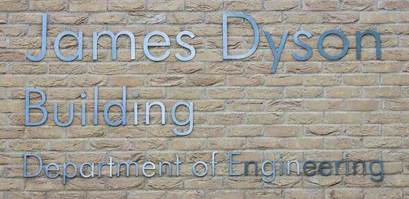 James Dyson Building Department of Engineering