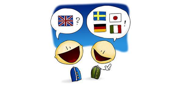 Talking in Languages 2.0