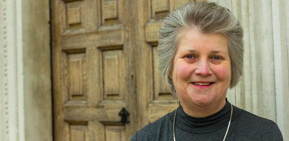 Sue Edwards MA