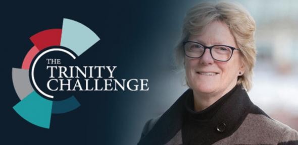 Dame Sally Davies and The Trinity Challenge