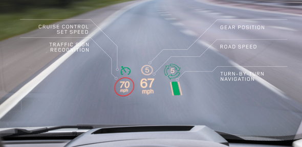 Heads Up Cambridge Holographic Technology Adopted By Jaguar Land Rover University Of Cambridge