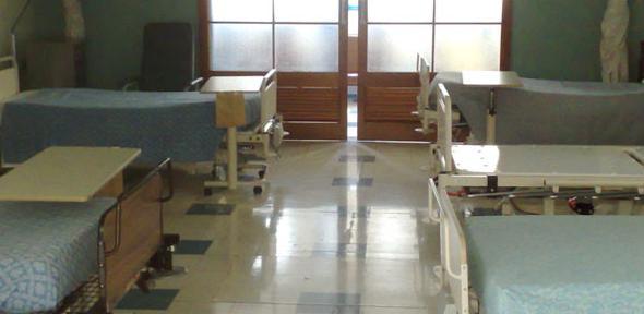 Ward at Alpha Hospital