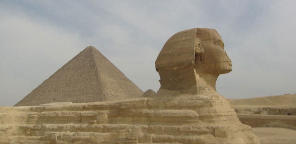 Sphinx of Giza (2005-05-290)