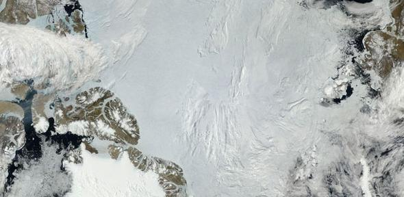 Mosaic of the Arctic