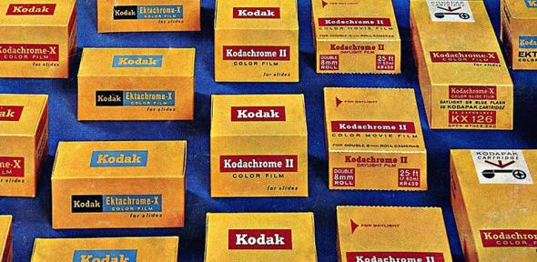 Kodak Color Film.