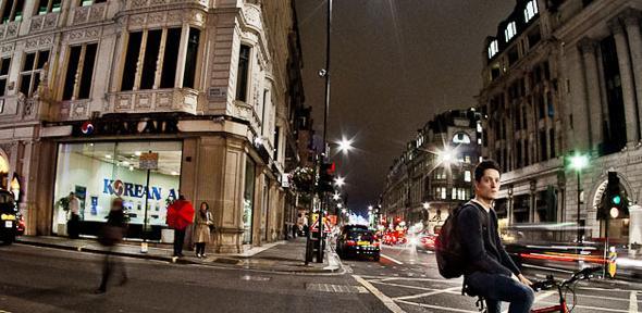London street photo.