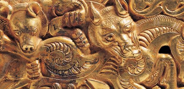 Tomb Treasures from Han China