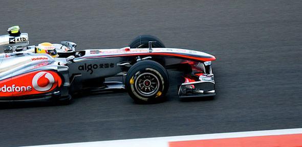 Mclaren F1 Lewis Hamilton