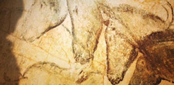 Still from the film Cave of Forgotten Dreams