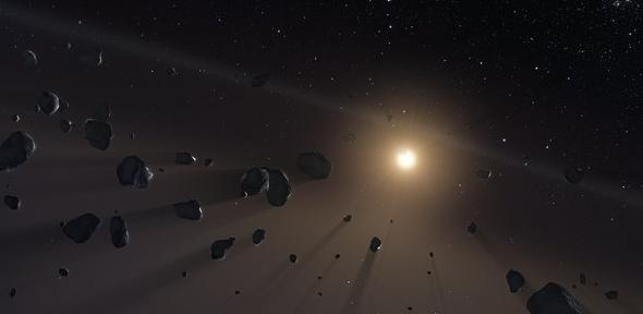 Mystery Orbits in Outermost Reaches of Solar System Not Caused by 'Planet Nine'