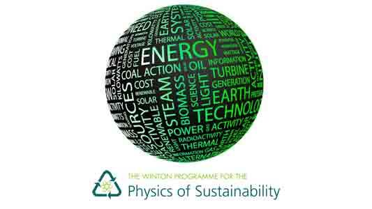 Physics of Sustainability