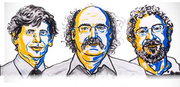 Cambridge Alumni Win 2016 Nobel Prize In Physics