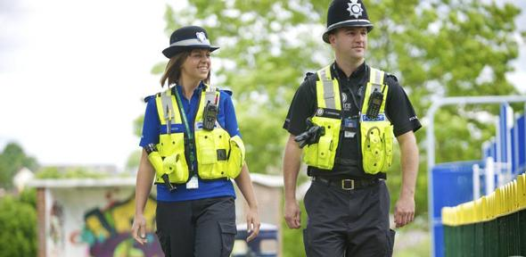Policing Two Officers On The Beat Prevent 86 Assaults