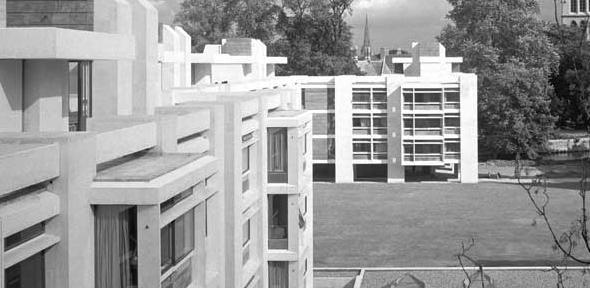 Cripps Building, St John's College