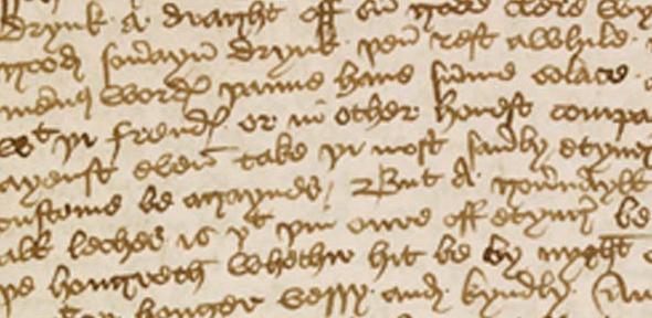 15th-century manuscript