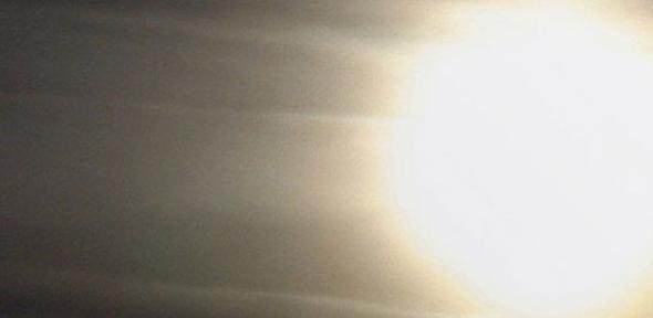 Diaphanous Sun