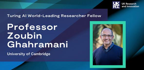 Professor Zoubin Ghahramani