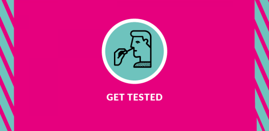 Get tested